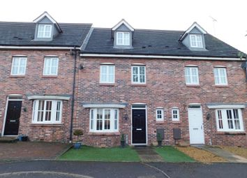 Thumbnail 4 bed town house for sale in Castle House Drive, Castle House Gardens, Stafford