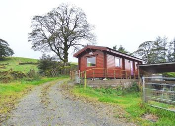 Thumbnail 1 bed detached bungalow to rent in The Log Cabin, Midfield Farm, Gaisgill, Penrith, Cumbria