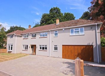 Thumbnail 5 bedroom detached house for sale in Greenbank Crescent, Southampton