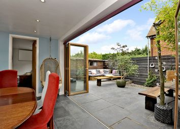 Thumbnail 4 bed semi-detached house for sale in Meadow Close, Godalming