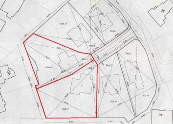 Thumbnail Land for sale in Meadow Court, Ponteland, Newcastle Upon Tyne, Northumberland