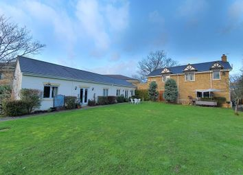 Thumbnail 4 bed detached house to rent in Keen's Acre, Stoke Poges, Slough