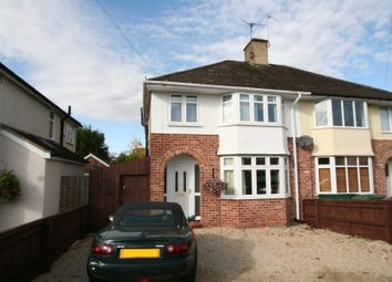 Thumbnail 4 bed semi-detached house to rent in St Nicholas Road, Wallingford