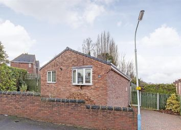 Thumbnail 2 bed detached bungalow for sale in Riber Terrace, Chesterfield