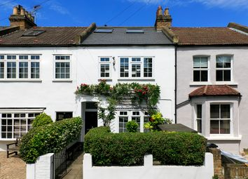 Thumbnail 4 bed terraced house for sale in Waldeck Road, London