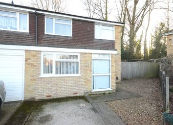 Thumbnail 4 bed semi-detached house for sale in Holland Gardens, Fleet