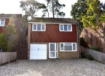 Thumbnail 3 bed detached house for sale in Chilton Way, Hungerford
