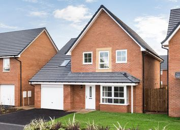 "Thumbnail 4 bed detached house for sale in ""Harrogate"" at Tenth Avenue, Morpeth"