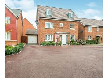 Thumbnail 5 bed detached house for sale in Lima Way, Cardea, Peterborough, Cambridgeshire