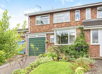 Thumbnail 3 bed semi-detached house for sale in Frescade Crescent, Basingstoke