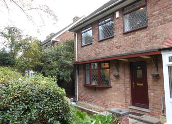 Thumbnail 3 bed shared accommodation to rent in Mill Farm Road, Birmingham