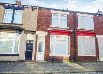 Thumbnail 2 bedroom terraced house for sale in Edward Street, North Ormesby, Middlesbrough