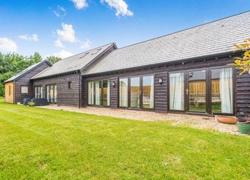 Thumbnail 3 bed barn conversion for sale in Bramley, Tadley, Hampshire