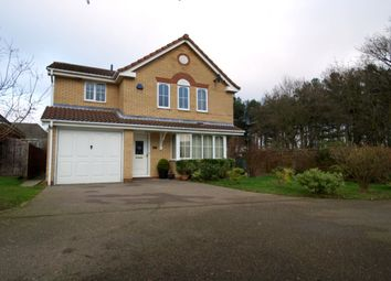 Thumbnail 4 bed detached house for sale in Musketeer Way, Dussindale, Norwich