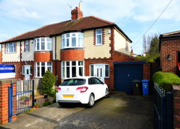 Thumbnail 3 bedroom semi-detached house for sale in Cowley View Road, Chapeltown, Sheffield