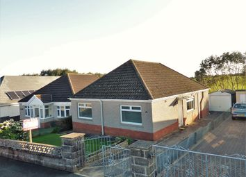 Thumbnail 2 bed detached bungalow for sale in Belvedere Close, Kittle, Swansea