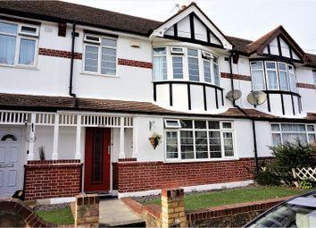 Thumbnail 3 bedroom terraced house for sale in Trosley Avenue, Gravesend