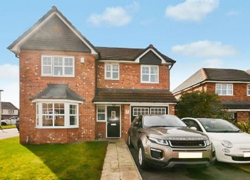 Thumbnail 4 bed detached house for sale in 4 Bridestones Place, Congleton