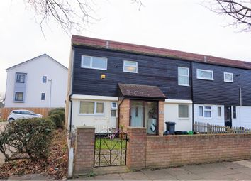 Thumbnail 3 bed end terrace house for sale in Yellowpine Way, Chigwell