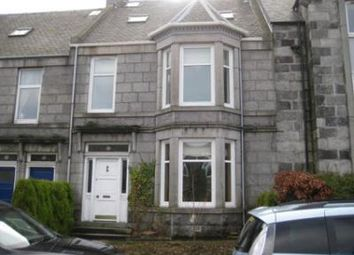 Thumbnail 5 bed terraced house to rent in Westburn Road, Aberdeen AB25,