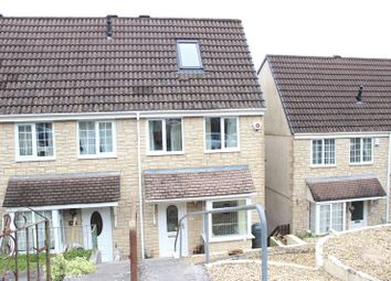 Thumbnail 4 bed end terrace house for sale in Austin Crescent, Eggbuckland, Plymouth