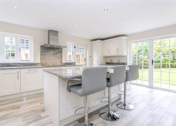 Thumbnail 4 bed detached house for sale in Lower Road, West Farleigh, Maidstone, Kent