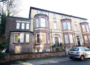 Thumbnail 1 bed flat to rent in 10 Livingston Avenue, Sefton Park, Liverpool, Merseyside