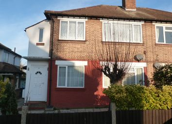 Thumbnail 2 bed maisonette to rent in Alexandra Close, Harrow
