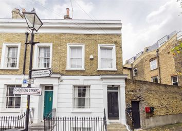 Thumbnail 3 bed terraced house for sale in Gladstone Street, London