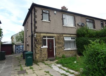 Thumbnail 3 bed semi-detached house for sale in Killinghall Drive, Bradford, West Yorkshire