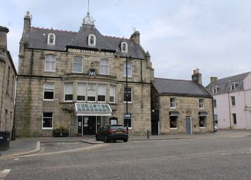 Thumbnail Hotel/guest house for sale in Gordon Arms Hotel, The Square, Huntly, Aberdeenshire