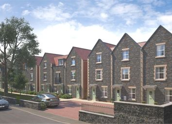 Thumbnail 3 bed town house for sale in Plot 3, Richmond Grove, Mangotsfield, Bristol