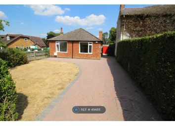 Thumbnail 2 bed bungalow to rent in Watts Lane, Rugby