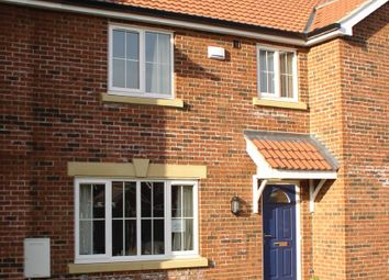 Thumbnail 3 bed semi-detached house for sale in Ennerdale Lane, Scunthorpe