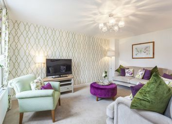 "Thumbnail 4 bed detached house for sale in ""Kingsley"" at Farriers Green, Lawley Bank, Telford"