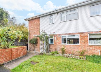 Thumbnail 3 bed semi-detached house for sale in Hawkins Road, Aldbourne, Marlborough