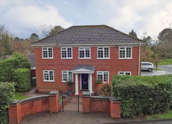 Thumbnail 4 bed detached house for sale in Cleveland Drive, Barnt Green