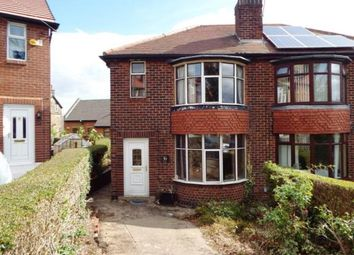 Thumbnail 3 bed semi-detached house for sale in Rippon Crescent, Sheffield, South Yorkshire