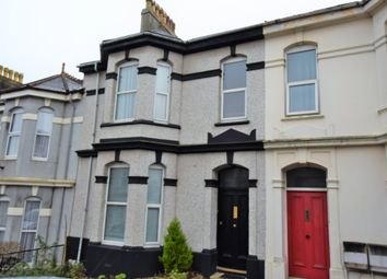 Thumbnail 5 bedroom terraced house for sale in May Terrace, St Judes, Plymouth
