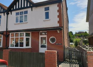 Edward Street, Oswestry SY11. 3 bed semi-detached house for sale