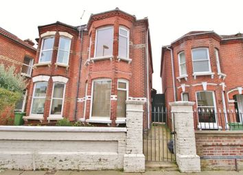 Thumbnail 3 bedroom semi-detached house for sale in Lawrence Road, Southsea