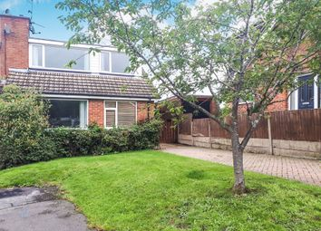 Thumbnail 3 bed semi-detached house for sale in Croft Gardens, Old Dalby, Melton Mowbray