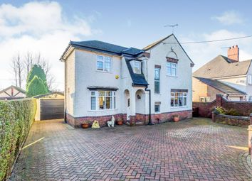 3 bed detached house for sale in Uttoxeter Road, Blythe Bridge, Stoke-On-Trent ST11