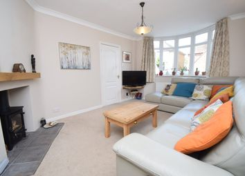 Thumbnail 3 bed detached house for sale in Sedgefield Drive, Thurnby, Leicester
