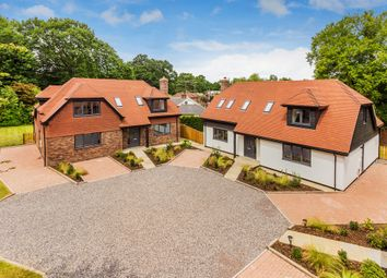 Thumbnail 4 bed detached house for sale in The Drive, Billingshurst