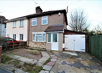 Thumbnail 3 bed semi-detached house to rent in Lenthall Avenue, Grays