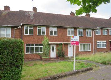 Thumbnail 3 bedroom terraced house for sale in Quinton Road, Harborne, Birmingham