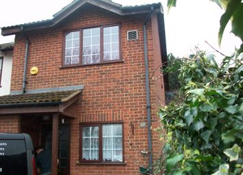 Thumbnail 2 bed link-detached house to rent in Maswell Park Road, Hounslow