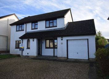 Thumbnail 4 bed property for sale in Hoopers Way, Torrington, Devon