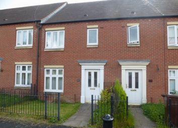 Thumbnail 3 bedroom terraced house for sale in Hardon Road, Wolverhampton